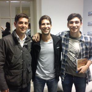 RACING RADIO Lucio Matteazzi,Leandro Cano Y German Raffo 3-8-2015