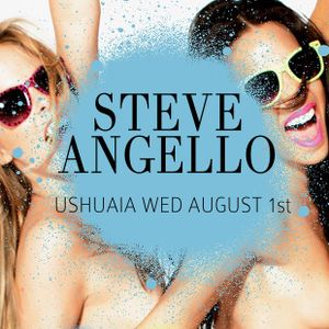 Steve Angello - Live at Ushuaia Beach Club (Ibiza) - 01.08.2012