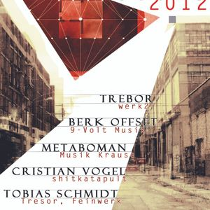 Metaboman @ Wakkelkontakt - Werk2 Leipzig Germany (2012-10-05)