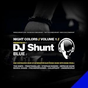 Night Colors Vol.1 - Blue