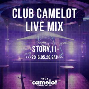 <<<2016.05.28 Sat>>>WEEKEND CAMELOT -B3 Floor LAST GIG- LIVE MIX By DJ Sixten