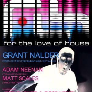 Grant Nalder LIVE @ FLH - Venue 26 [10.09.11] - Part 2