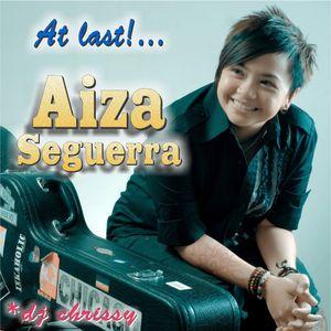 At last!...Aiza Seguerra