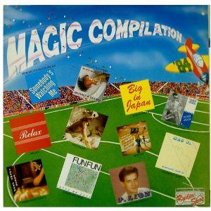 "Magic Compilation '84. ""Cara A"". 1984. Mezclado por Daniele Losi, Gigi Maini. Discomagic Records."