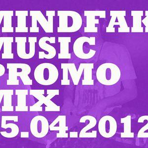 InTheFog - MindfakMusic Promo Mix - 05.04.2012 (2h set)