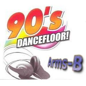 Arms-B mix sur ITMPROD pour une séssion  dance floor années 90's