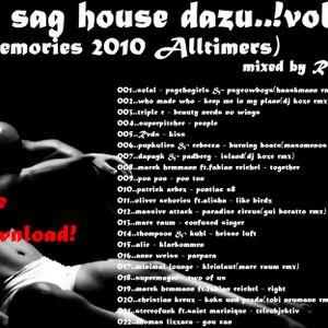 ich sag house dazu vol.12 (2010 alltimers)
