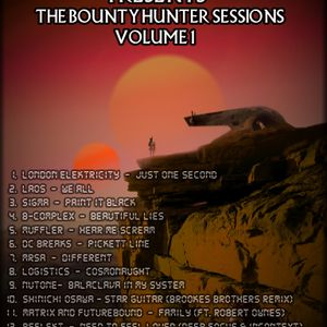 Bobalino Presents the Bounty Hunter Sessions Volume 1
