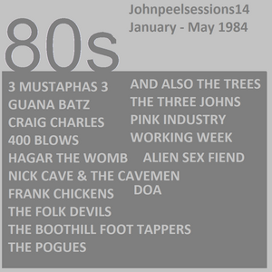 EIGHTIES IN SESSION 14: January to May 1984