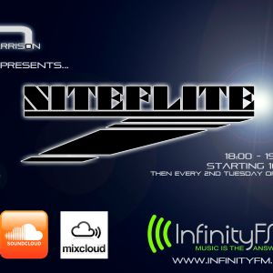 Paul Harrison NITEFLITE (Broadcast 08/05/12)