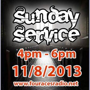 rev Wright's Sunday Service 11/8/2013