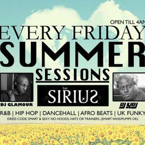 DJ KID J - Tease Me Presents: Summer Sessions Pt1 (Afro Beats VS R&B)