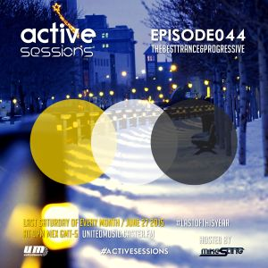 Active Sessions #044 By Mike Sang