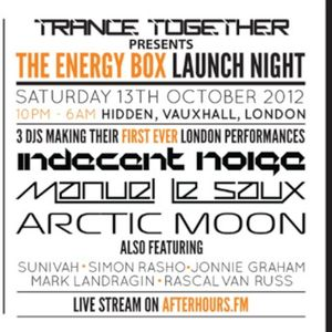 Trance Together Presents Energy Box#1 - Live On Afterhours FM