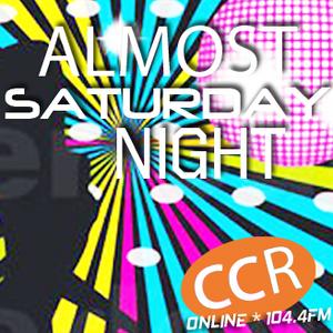 Almost Saturday Night - #homeofradio - 31/03/17 - Chelmsford Community Radio
