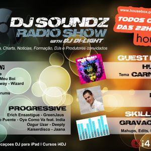 DJ Soundz Radio Show 008