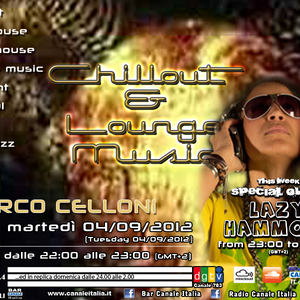 Bar Canale Italia - Chillout & Lounge Music - 04/09/2012.3 - Special Guest LAZY HAMMOCK