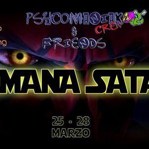 Under The Cosmic Spiral II in Semana Satan@psykomaniak