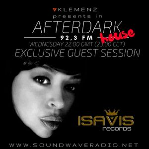 ISAVIS DJ guest mix for Afterdark House hosted by Klemenz - Soundwave Radio on London's FM