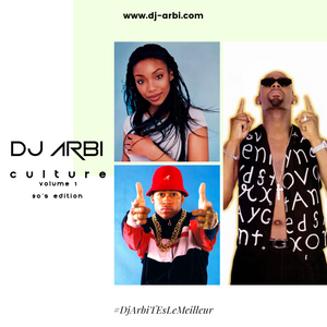 CULTURE 01 (90's Edition) by Dj Arbi (Rosel Mike) | Mixcloud