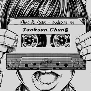 K!nks & Kicks Podcast 034 Mixed by Jackson Chung