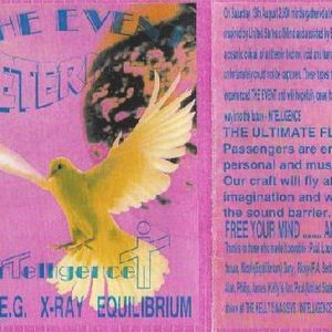 Equilibrium and X-Ray - Live @ The Event Kellys 13-08-1994 - Side B - Intelligence Mix