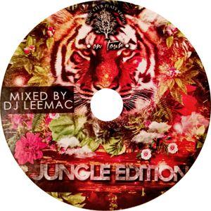 Music Club Zlatý Strom - Jungle Edition mixed by DJ LeeMac