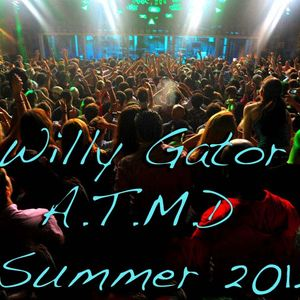 Willy Gator @ A.T.M.D promo summer party 2012
