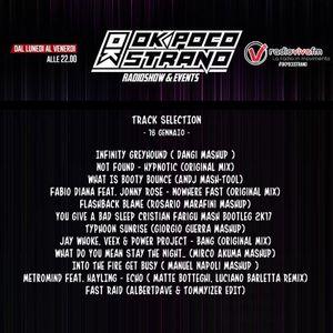 Ok Poco Strano - 18 Gennaio ( Radio Viva Fm )