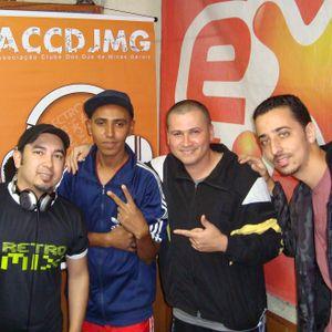 Retromix - Extra FM (DJ Mestre Lau - ACCDJMG) 18/08/2012.