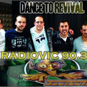 17-5-2012 JUAN CRUZ&JOAN CREUS (DECIBELIA) @ RADIOVIC 90.3FM /  RADIOVIC.CAT