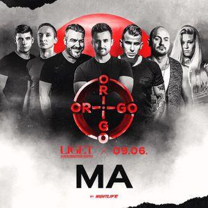 2019.09.06. - Szecsei & Jackwell - ORIGO - LIGET Club, Budapest - Friday