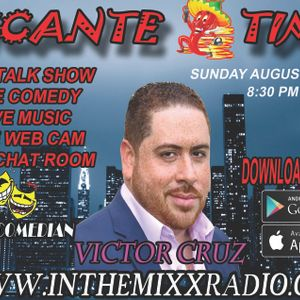 PICANTE TIME 8 28 2016 SPECIAL GUEST VICTOR CRUZ COMPLETE AUDIO INTERVIEW