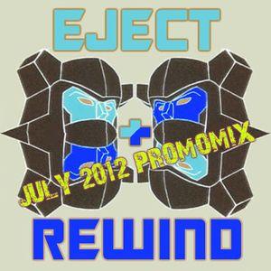Eject & rewind PromoMix '2012