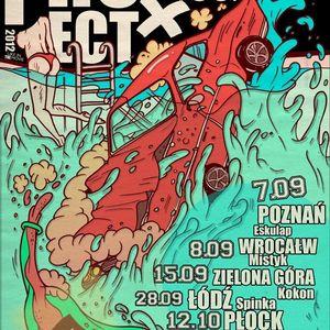 Villon & DØP∑ M∆Ck Live Exclusive Set @ Project X RADOM 2.11.2012