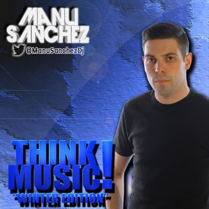 Manu Sánchez @ Think Music! Winter Edition 2014