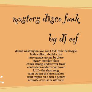 masters disco funk