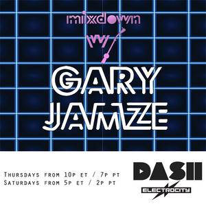 Mixdown with Gary Jamze November 9 2017