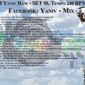 DJ Yaniv Ram - SET95