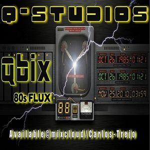 DJ QBIX LIVE@ Q-STUDIOS DJK#380 PT.1 80s Flux Edition 9-14-2018