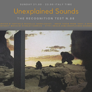 Unexplained Sounds - The Recognition Test # 88