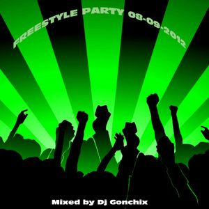 Freestyle Party 08-09-2012