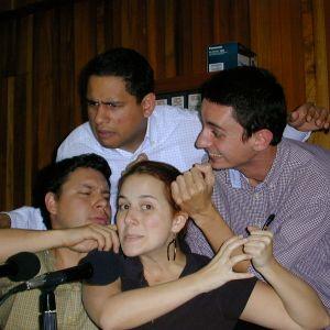 DEMO del programa Sin Sentido con Isa Yepes 2007