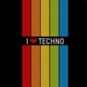 Classic Techno 3 - by  Rick Legnani