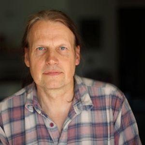 Taidemaalari Kaj Stenvall
