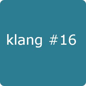 klang#16