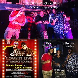 Comedy Pre Mixer Show feat. DJ Holliday