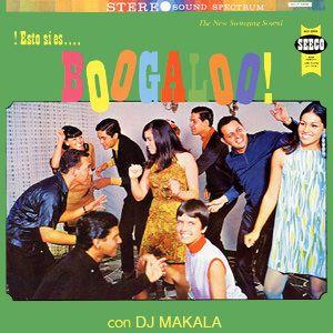 "Dj Makala ""Nuevo Boogaloo Mix"""