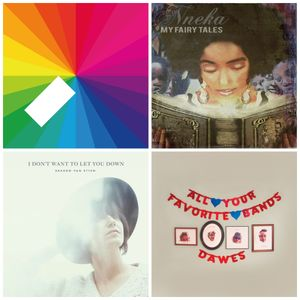 WYCE 88.1FM New Music Mix 6/5/2015