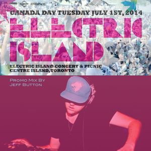 JB073 - Electric Island Promo (2014)